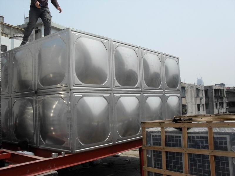 bu锈钢消防水xiang的jiaya方法和zhi识