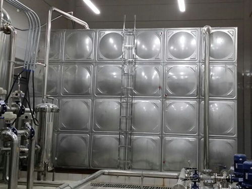 bu锈钢水箱