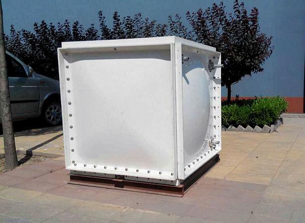 装配式bo璃钢水箱