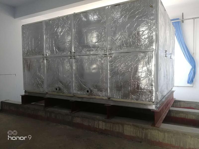 无棣县小bo头xue校24立方bo璃钢橡塑澳门赌场wang站水箱