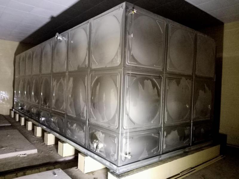 衡水市60立方不锈钢水箱